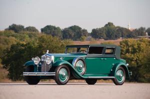 1931 Minerva 8AL Convertible Sedan by Rollston